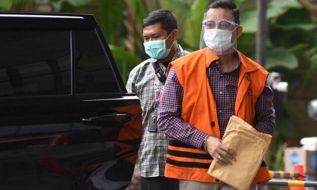 Juliari Batubara Minta Dibebaskan di Kasus Bansos